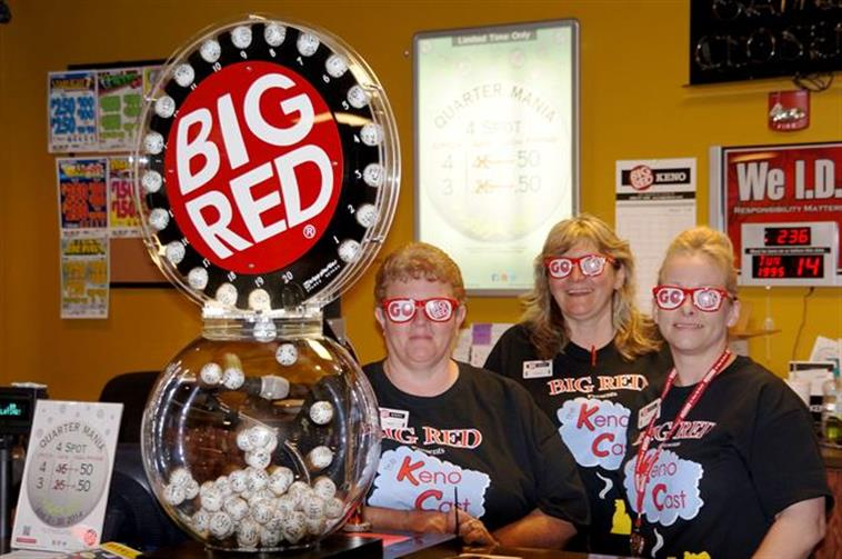Big Red Keno Nebraska Employment