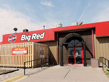 Lincoln Big Red Keno and Restaurant
